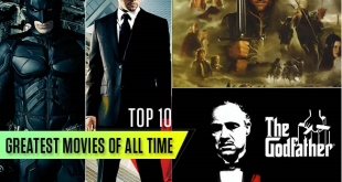 10 best movies of all time