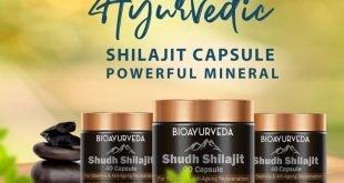 7 Reasons to Use Shudh Shilajit As An Ancient Panacea
