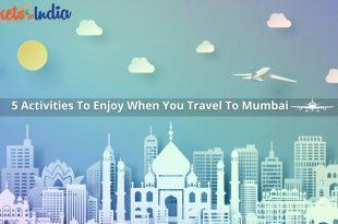 Travel To Mumbai