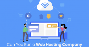 Can You Run a Web Hosting Company Using Shared Hosting