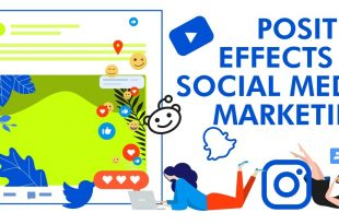 positive effect of social media marketing